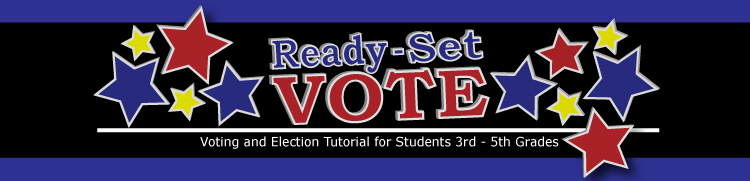 Ready, Set, Vote header image